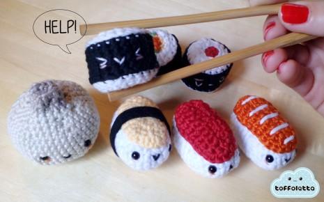 sushi kawaii